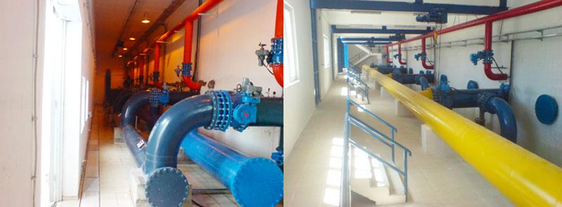 içme suyu arıtma sistemleri tesisleri