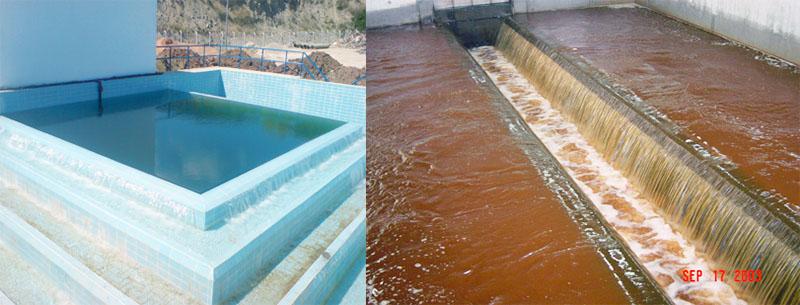 içme suyu arıtma tesisi