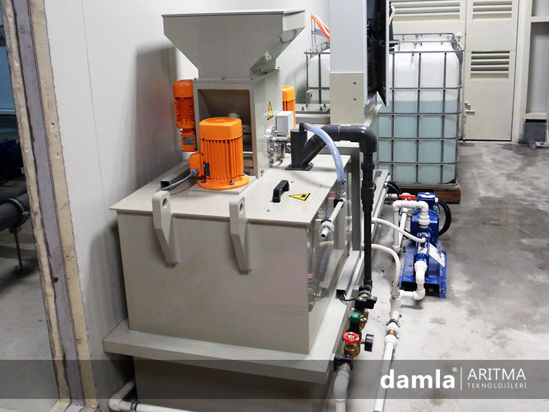 mekanik ekipman imalat