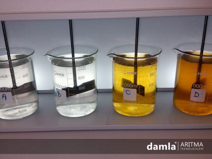 kimyasal arıtma sistemleri